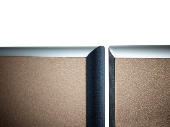 Formfac5 Stellwand mit Klettverbindung für das Büro im Detail