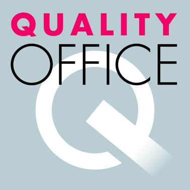 Qualitätszertifikat Quality Office Absorber