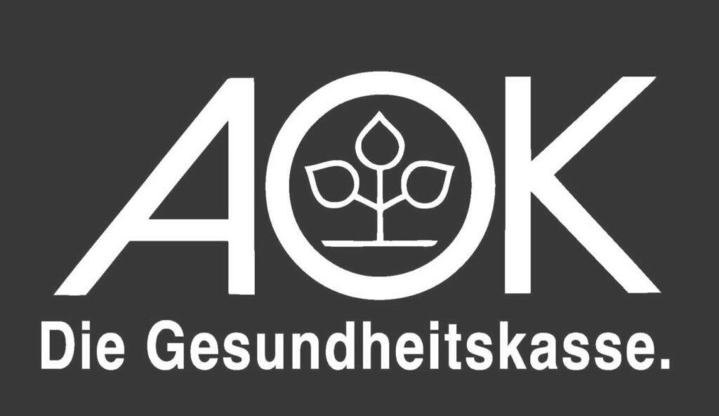 AOK Logo Referenzen Akustiklösungen