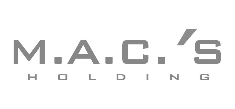 MACs Holding Logo Referenzen Akustiklösungen