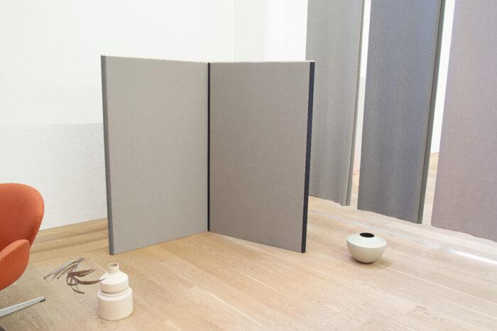 Akustikwand Büro für Schallschutz