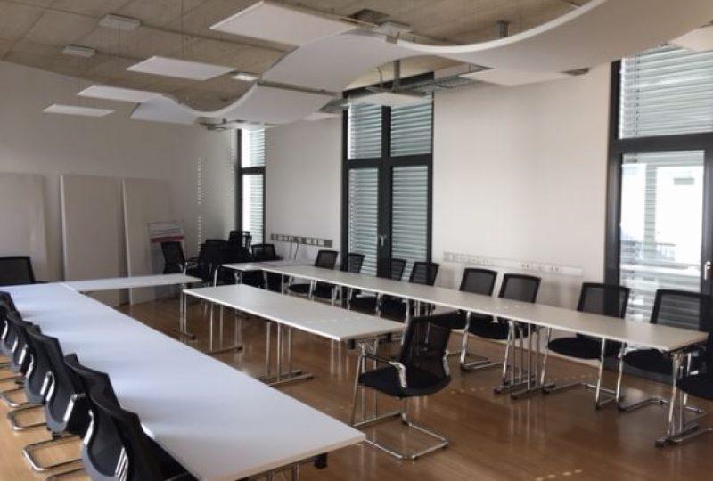 Akustiklösung Konferenzraum2
