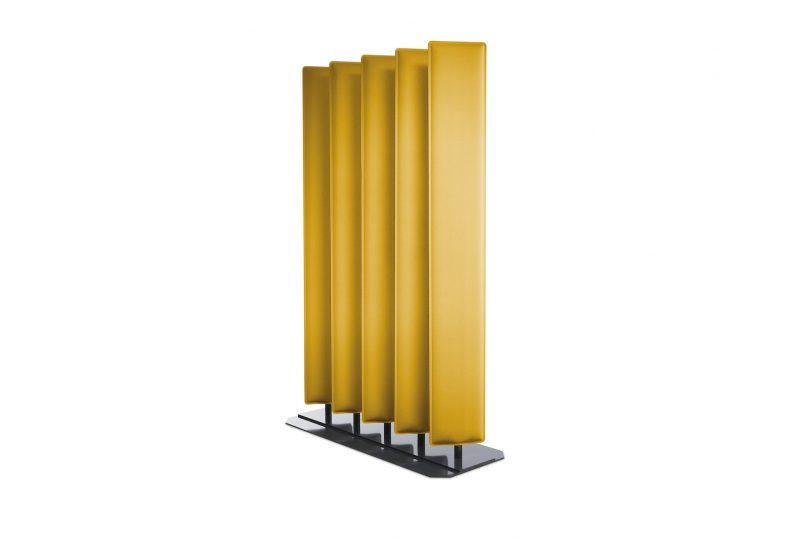 Decampo Shuffle als mobile Stellwände oder modulare Wandsysteme nutzbar