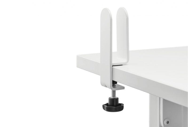Decampo Tischklemme für einen guten Sichtschutz im Büro