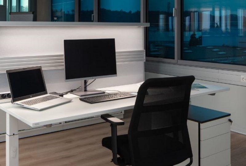 Decato Modul Arbeitsplatzbeleuchtung - Beleuchtung Büro