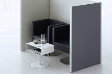 Decato dp50 Koje als Besprechungsecke und Raum in Raum System
