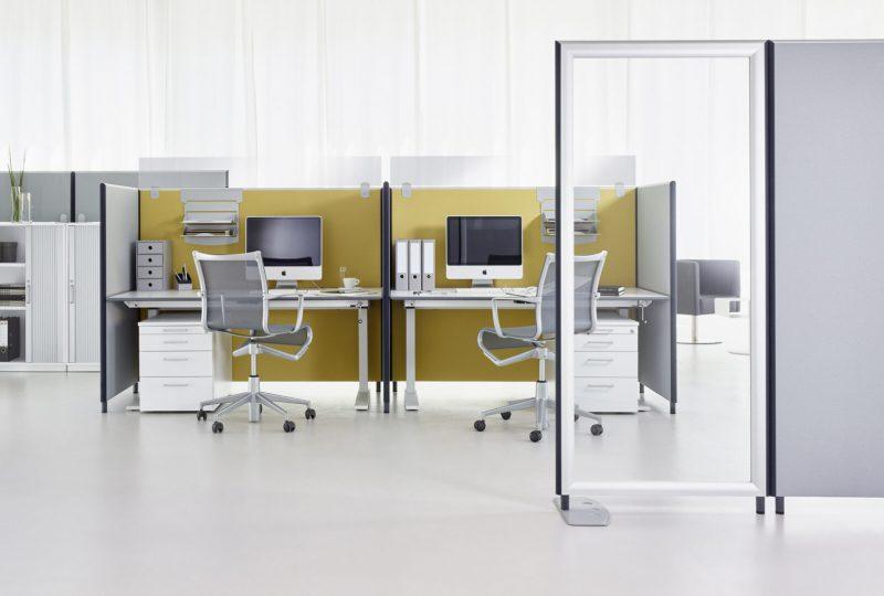 Formfac4 Gruppenbüro oder Teambüro