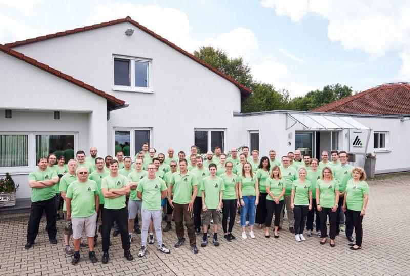 Preform Team Deutschland und Schweiz sorgt für die Zufriedenheit der Kunden