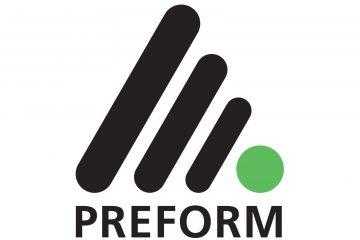 Logo für Preform Historie